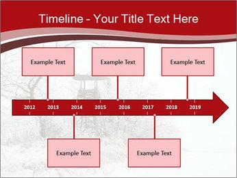 Snowy landscape PowerPoint Templates - Slide 28