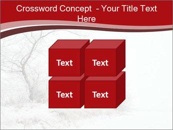 Snowy landscape PowerPoint Templates - Slide 39