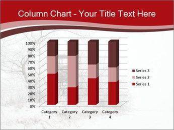 Snowy landscape PowerPoint Templates - Slide 50