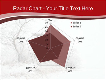 Snowy landscape PowerPoint Templates - Slide 51