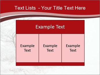 Snowy landscape PowerPoint Templates - Slide 59