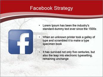 Snowy landscape PowerPoint Templates - Slide 6