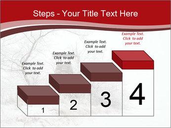 Snowy landscape PowerPoint Templates - Slide 64