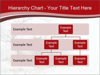 Snowy landscape PowerPoint Templates - Slide 67