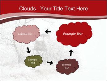 Snowy landscape PowerPoint Templates - Slide 72