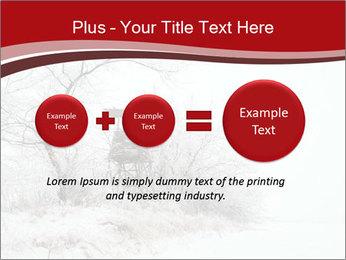 Snowy landscape PowerPoint Templates - Slide 75