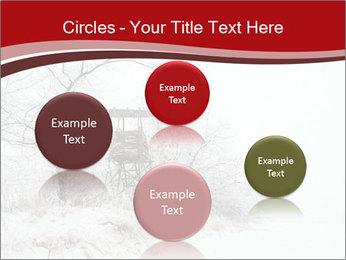 Snowy landscape PowerPoint Templates - Slide 77