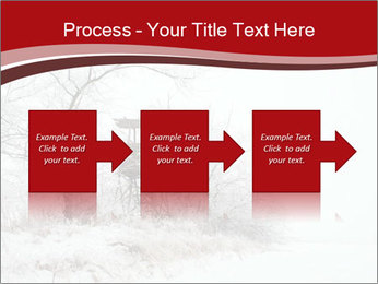 Snowy landscape PowerPoint Templates - Slide 88
