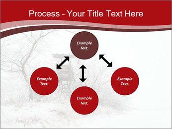 Snowy landscape PowerPoint Templates - Slide 91