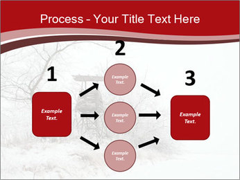Snowy landscape PowerPoint Templates - Slide 92