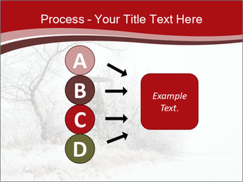 Snowy landscape PowerPoint Templates - Slide 94
