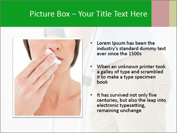 Close-up mid section of a man PowerPoint Template - Slide 13