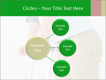 Close-up mid section of a man PowerPoint Template - Slide 79