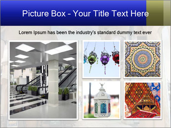 Each salesroom PowerPoint Template - Slide 19