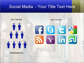 Each salesroom PowerPoint Template - Slide 5