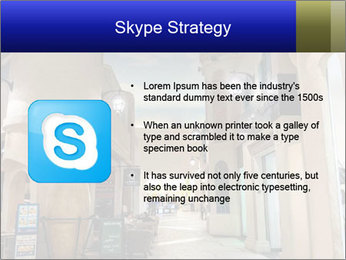 Each salesroom PowerPoint Template - Slide 8
