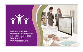 0000090652 Business Card Template