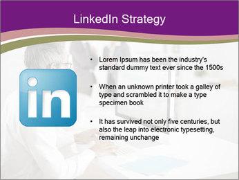 Businessman works PowerPoint Templates - Slide 12