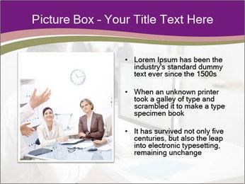 Businessman works PowerPoint Templates - Slide 13