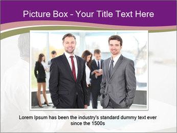 Businessman works PowerPoint Templates - Slide 15