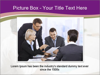 Businessman works PowerPoint Templates - Slide 16