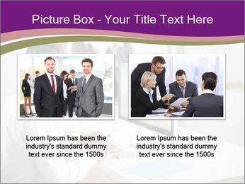 Businessman works PowerPoint Templates - Slide 18