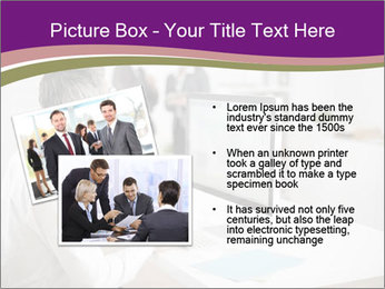 Businessman works PowerPoint Templates - Slide 20