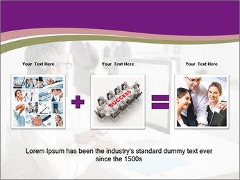 Businessman works PowerPoint Templates - Slide 22