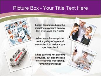 Businessman works PowerPoint Templates - Slide 24