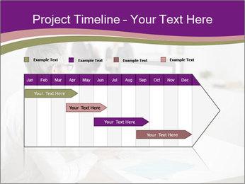 Businessman works PowerPoint Templates - Slide 25