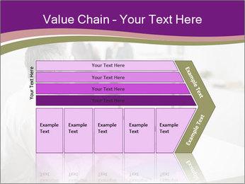 Businessman works PowerPoint Templates - Slide 27