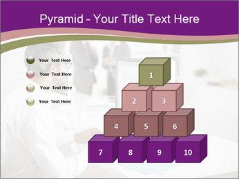 Businessman works PowerPoint Templates - Slide 31
