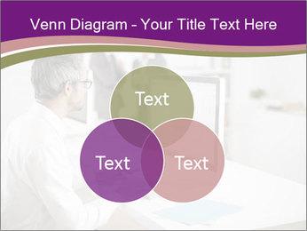 Businessman works PowerPoint Templates - Slide 33