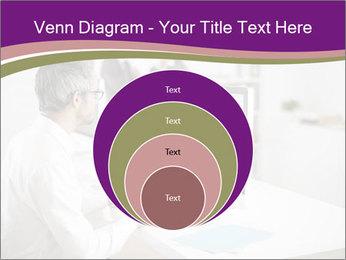 Businessman works PowerPoint Templates - Slide 34