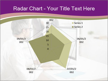 Businessman works PowerPoint Templates - Slide 51