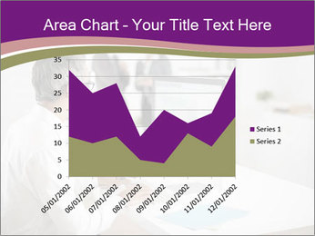 Businessman works PowerPoint Templates - Slide 53