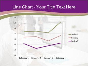 Businessman works PowerPoint Templates - Slide 54