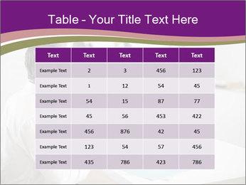 Businessman works PowerPoint Templates - Slide 55