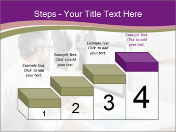 Businessman works PowerPoint Templates - Slide 64