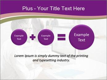 Businessman works PowerPoint Templates - Slide 75