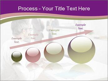 Businessman works PowerPoint Templates - Slide 87