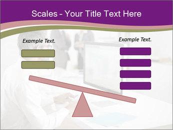 Businessman works PowerPoint Templates - Slide 89