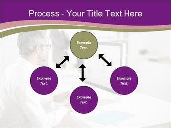 Businessman works PowerPoint Templates - Slide 91