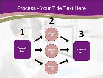 Businessman works PowerPoint Templates - Slide 92