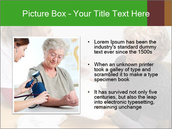 Testing a diaper PowerPoint Template - Slide 13