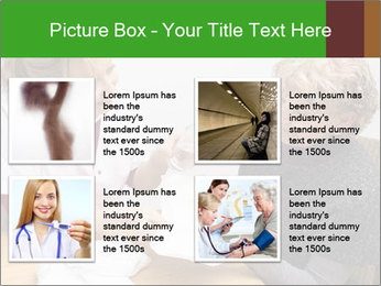 Testing a diaper PowerPoint Template - Slide 14