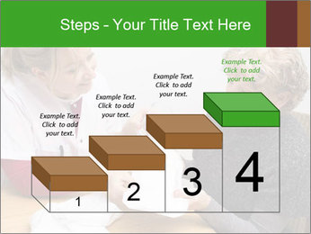 Testing a diaper PowerPoint Template - Slide 64