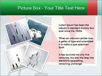 Abstract Businessman PowerPoint Template - Slide 23
