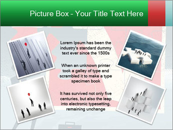 Abstract Businessman PowerPoint Template - Slide 24