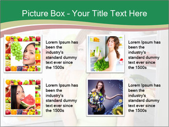 Healthy Eating Concept PowerPoint Templates - Slide 14